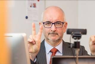 Heinz Goldemund, Vertriebsaufbau